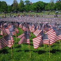 Photo taken at Boston Common by Al S. on 5/27/2013