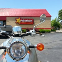 Photo taken at Hardee's by Jason W. on 6/7/2013