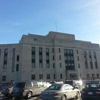 Photo taken at Winnebago County Courthouse by Jason W. on 2/20/2013