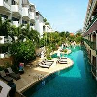 Photo taken at Karon Sea Sands Resort Phuket by David C. on 4/17/2015