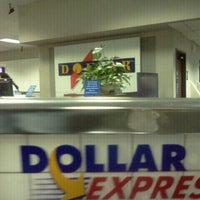 Photo taken at Dollar Rent A Car by Andrew D. on 11/13/2012