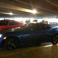 Photo taken at Parking Garage by Andrew D. on 11/23/2014