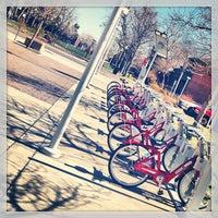 Photo taken at Metropolitan State University of Denver by HEATHER K. on 4/14/2013