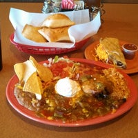 Photo taken at Little Anita's Mexican Food by Michelle C. on 4/23/2013