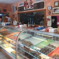 Photo taken at Gibson's Donuts by Christine D. on 7/23/2013