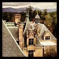 Photo taken at The Biltmore Estate by Pat M. on 12/25/2012