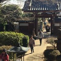 Photo taken at 宝泉寺 by lanikai_peach on 1/10/2015