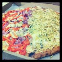 Photo taken at Master Pizza by Caroline K. on 1/19/2013