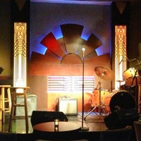 Photo taken at First & Hope Downtown Supper Club by Melissa R. on 12/10/2012