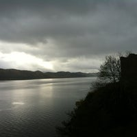 Photo taken at Loch Ness by Alice M. on 10/29/2012