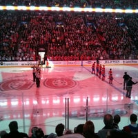 Photo taken at Bell Centre by Joseph L. on 4/4/2013