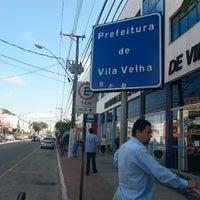 Photo taken at Prefeitura Municipal de Vila Velha by Janderson M. on 7/29/2013