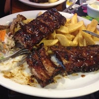 Photo taken at Ribs Factory by Federico G. on 12/16/2012