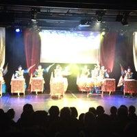 Photo taken at Peter Jay Sharp Theater @ Playwrights Horizons by Biubiu on 12/21/2012