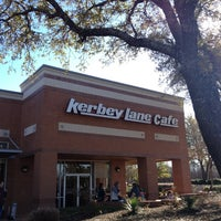Photo taken at Kerbey Lane Cafe by Kat M. on 1/20/2013