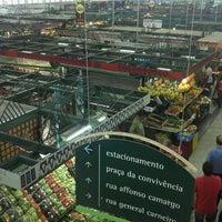 Photo taken at Mercado Municipal de Curitiba by Marcel P. on 12/15/2012