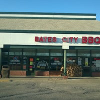 Photo taken at Bates City BBQ by Dale R. on 3/13/2014