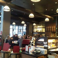 Photo taken at Starbucks by Najlaa M. on 12/11/2012
