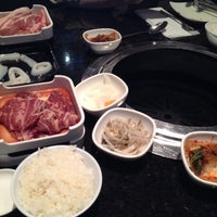 Photo taken at Korean Grill House by Michael K. on 8/10/2014