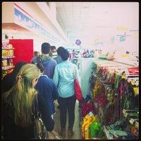 Photo taken at Supermercado Angeloni by Daniel D. on 6/9/2013