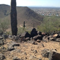 Photo taken at Thunderbird Mountain by Suzanne F. on 4/7/2013