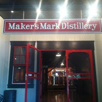 Photo taken at Maker's Mark Distillery by Liquor L. on 8/12/2013