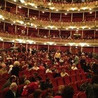Photo taken at Teatro Arriaga by moreno e. on 3/17/2013