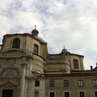 Photo taken at Chiesa dei S. Geremia e Lucia by Vladimir L. on 4/30/2013
