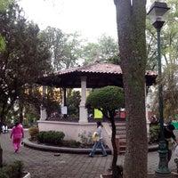 Photo taken at Delegación Cuajimalpa by Jorge H. on 5/27/2013