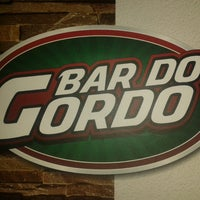 Photo taken at Bar do Gordo by Franklin Antunes N. on 10/26/2013