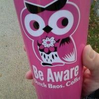 Photo taken at Dutch Bros. Coffee by Demetria P. on 10/24/2012