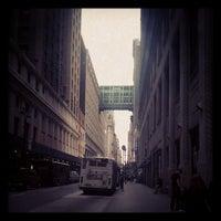 Photo taken at Gotham Bistro by Will on 10/27/2012