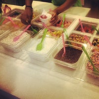 Photo taken at IceBerry by Saidu Y. on 6/20/2013