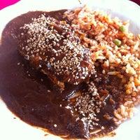 Photo taken at San Pedro Atocpan by Inncoherente on 3/17/2013