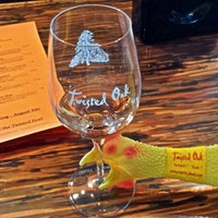 Photo taken at Twisted Oak Winery Murphys Tasting Room by Bob B. on 7/30/2014