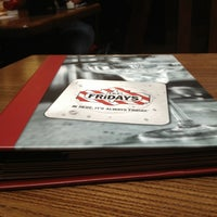Photo taken at TGI Fridays by Suzanne H. on 4/7/2013