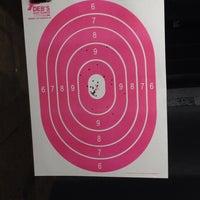 Photo taken at Deb's Gun Range by Angelo T. on 12/24/2013
