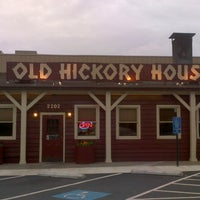 Photo taken at Old Hickory House by Van Y. on 6/10/2013