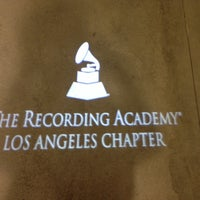 Photo taken at The Recording Academy by Andrea on 3/2/2014