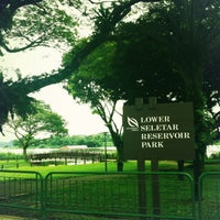 Photo taken at Lower Seletar Reservoir Park by Rychy on 12/23/2012