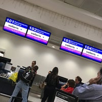 Photo taken at Volaris by LillieRR on 11/25/2016