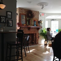 Photo taken at Rachel's Cafe & Creperie by Derek A. on 10/23/2013