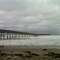 Photo taken at Ocean Beach Pier by CJ E. on 12/2/2012