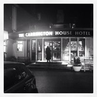 Photo taken at Carrington House Hotel by Mantas T. on 12/30/2013