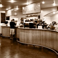 Photo taken at Crossroads Café by Lawrence S. on 10/7/2012