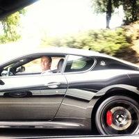 Photo taken at Maserati of San Diego by Erin P. on 9/28/2013