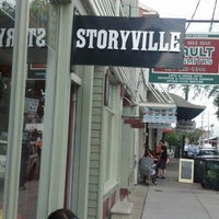 Photo taken at Storyville by Heather C. on 5/27/2013