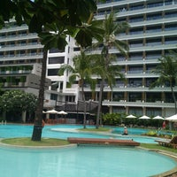 Photo taken at Patong Beach Hotel by Paakin L. on 5/10/2013