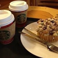 Photo taken at Starbucks by 최영민 C. on 11/17/2012