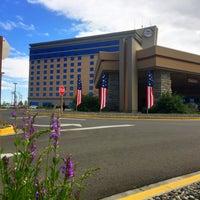 Photo taken at Wildhorse Resort & Casino by fuzzzzzz on 5/8/2016